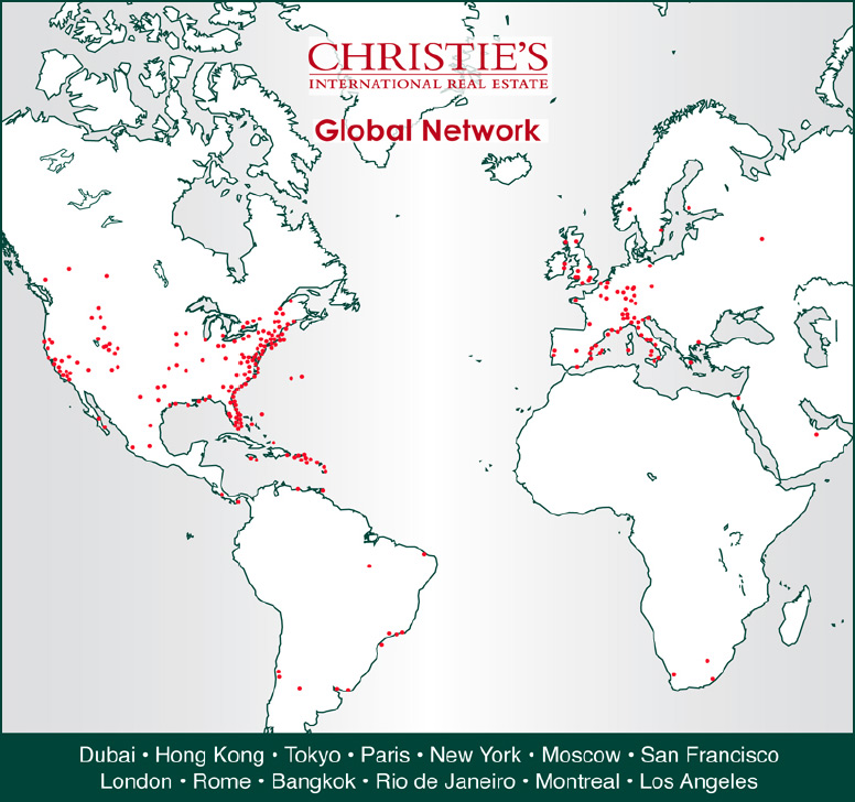 Christies International Realestate Global Network